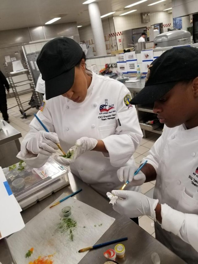 Joint Hawaii Culinary Arts Team battle world chefs in Luxembourg