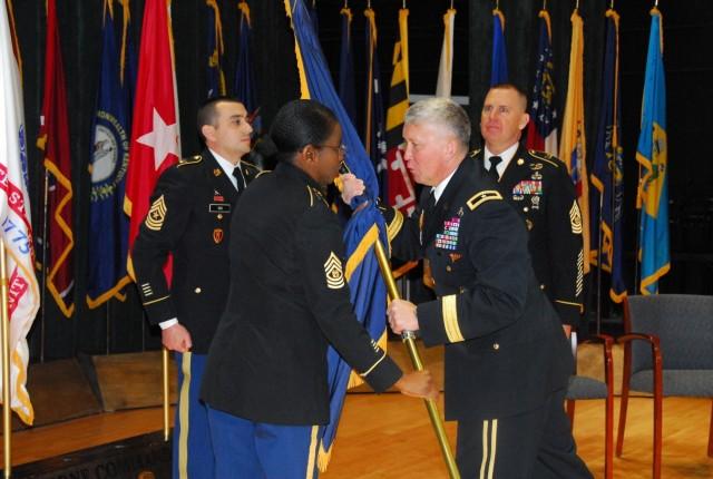 20th CBRNE Command welcomes new senior enlisted advisor, bids farewell to Graham