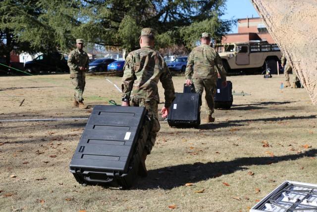 Expeditionary Signal Battalion-Enhanced