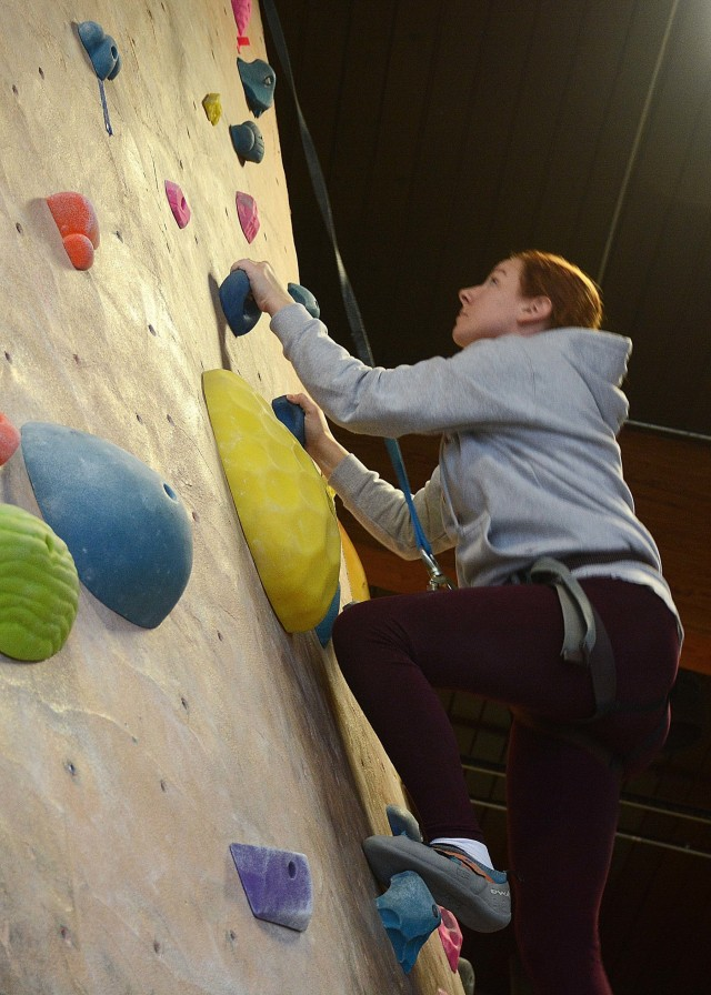Rock climbing trip helps wounded warriors recover physically, emotionally