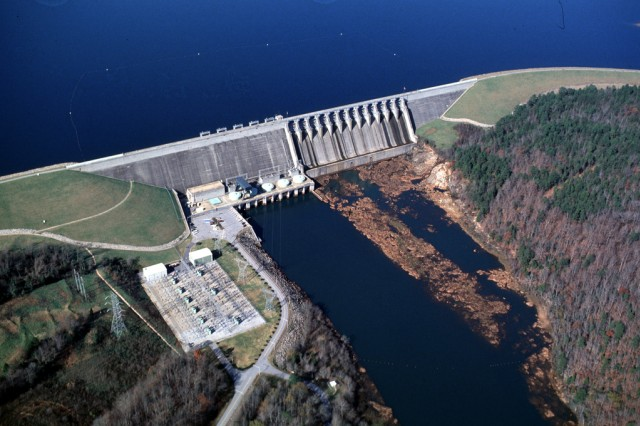 Hartwell Dam, GA