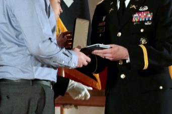 4th ID Soldier awarded Distinguished Service Cross