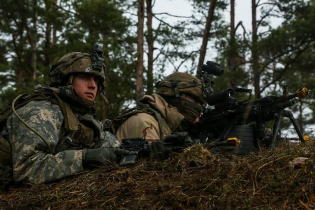 Combat training exercise puts interoperability at forefront