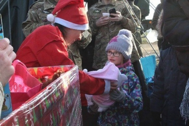 5th Quartermaster brings holiday cheer with Operation Toy Drop