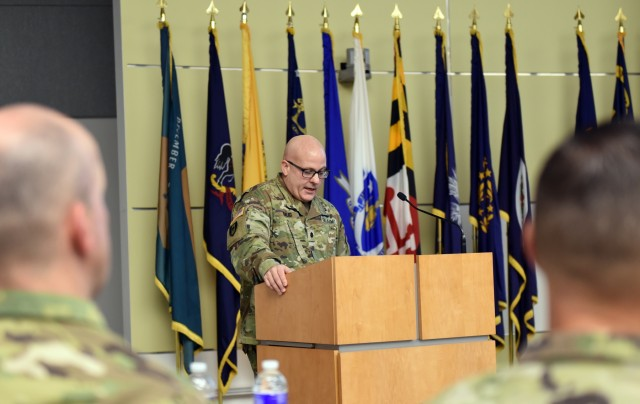 Army Combat Support Hospital Conversion Forum Fosters Communication, Collaboration