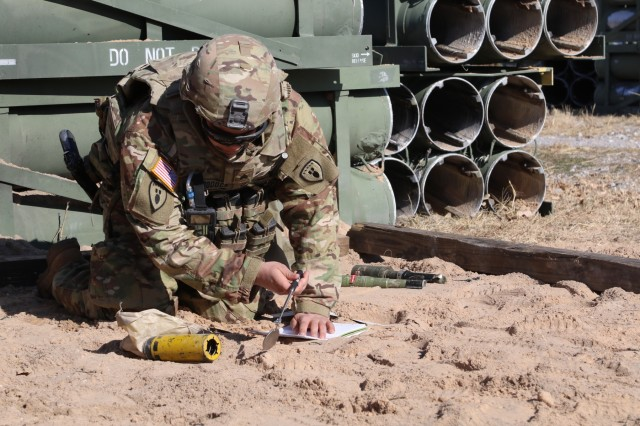 71st Ordnance Group (EOD) Team of the Year Competition 2018