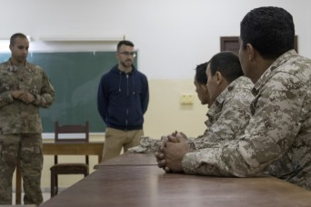 Soldiers share best practices, improve teaching capabilities
