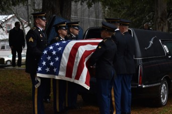N.Y. Army National Guard conducts 8,970 military funerals in 2018
