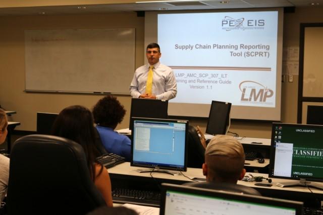 AMCOM Item Manager Training