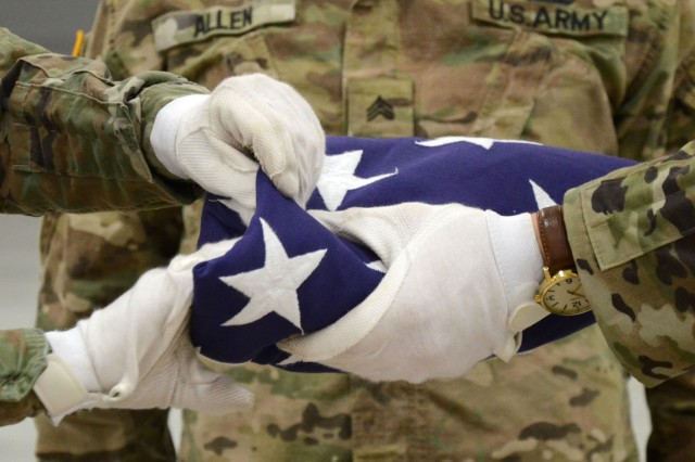 The Virginia National Guard Funeral Honors Program has assisted in providing military honors at funerals for more than 22,500 veterans in Virginia since the program's inception in 2007.
