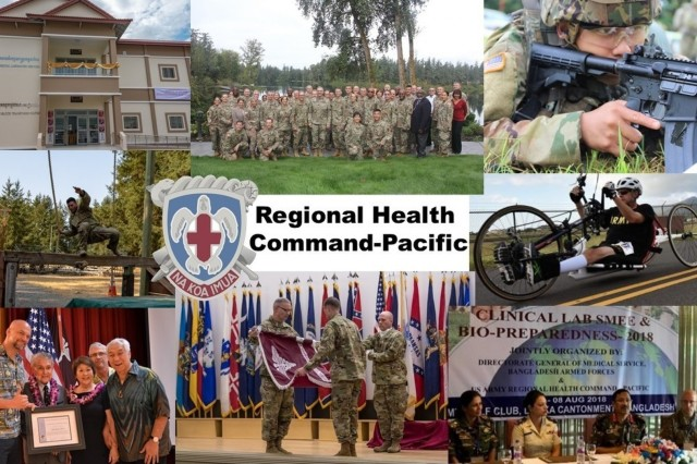 As 2019 begins, it is again time to reflect on significant events that occurred at Regional Health Command-Pacific last year. Similar to previous years, RHC-P and its subordinate units contributed to the Army's No. 1 priority - readiness. Region also supported health care delivery while developing organizations, leaders and Soldiers working toward a mission to provide medically ready forces and ready medical forces with a vision of being the premier health force, best-trained and equipped to support the nation's call.