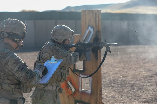 Fort Carson Best Sapper Competition 2018
