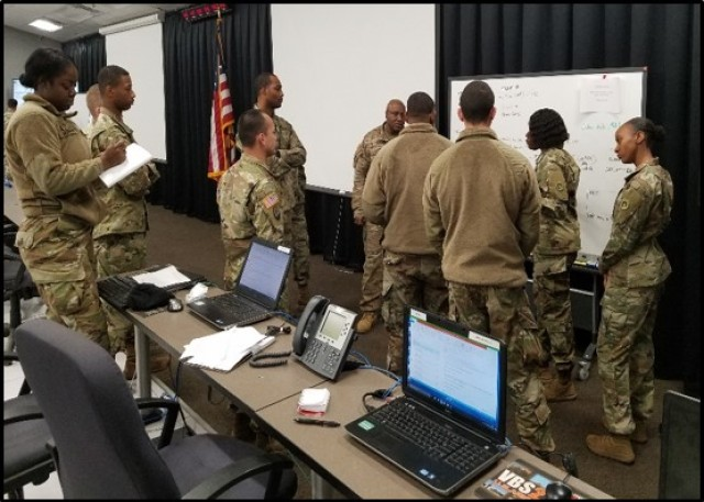 14th HRSC Conduct Staff Exchange