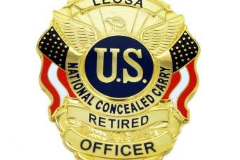 Law Enforcement Officers Safety Act (LEOSA)