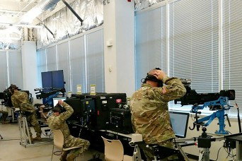 Virtual battlefield represents future of training