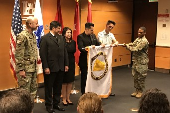 Corps' South Pacific Division inducts newest senior executive