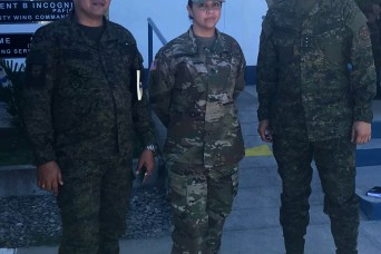 Balikatan '19 builds contracting skills for NCO
