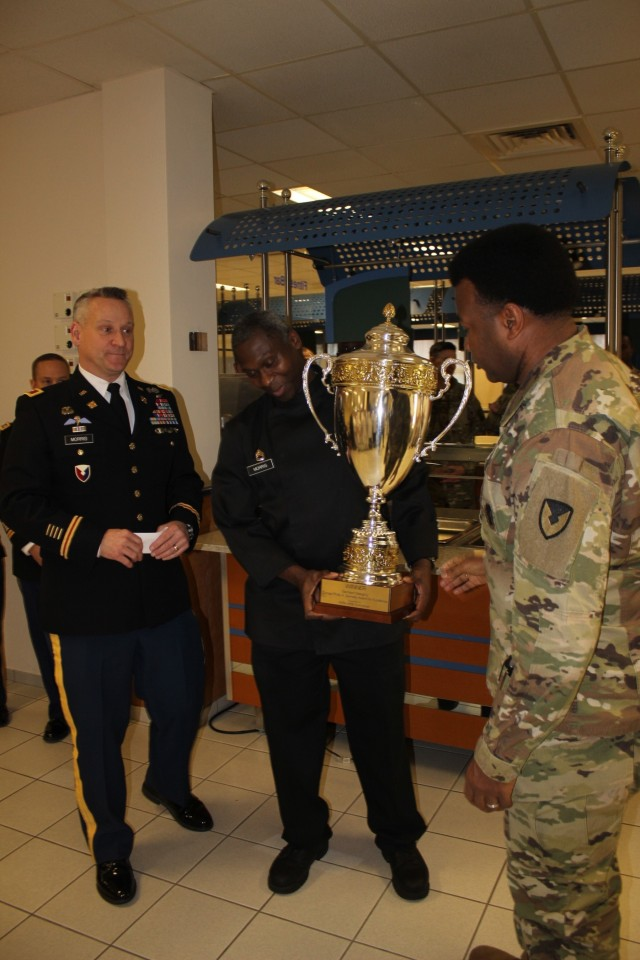 U.S. Army Europe level Phillip A. Connelly Award