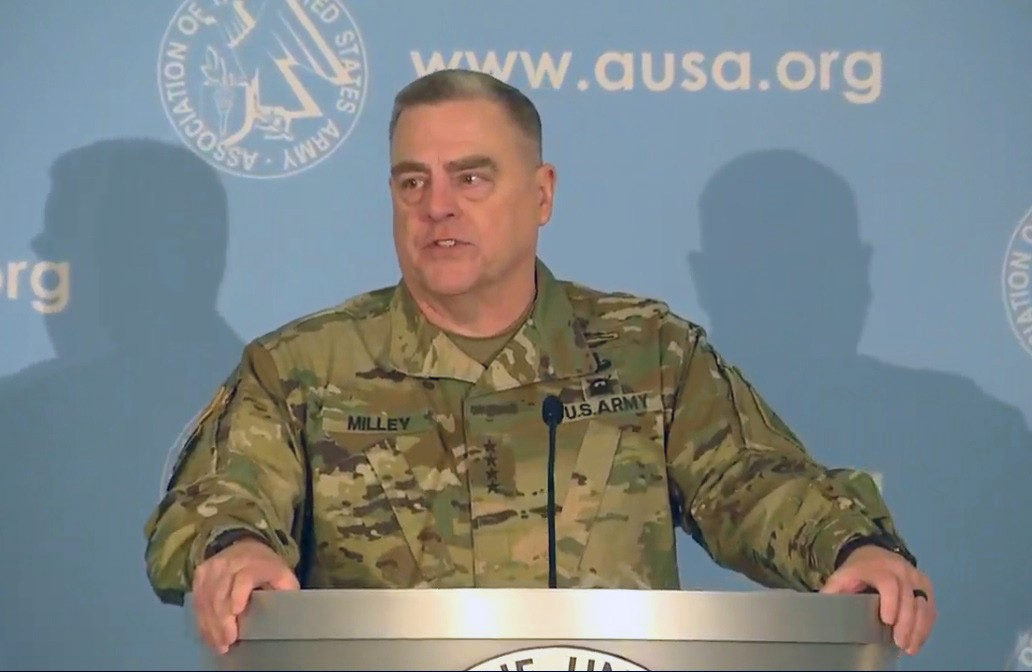 Army Chief of Staff urges Soldiers to take responsibility ...