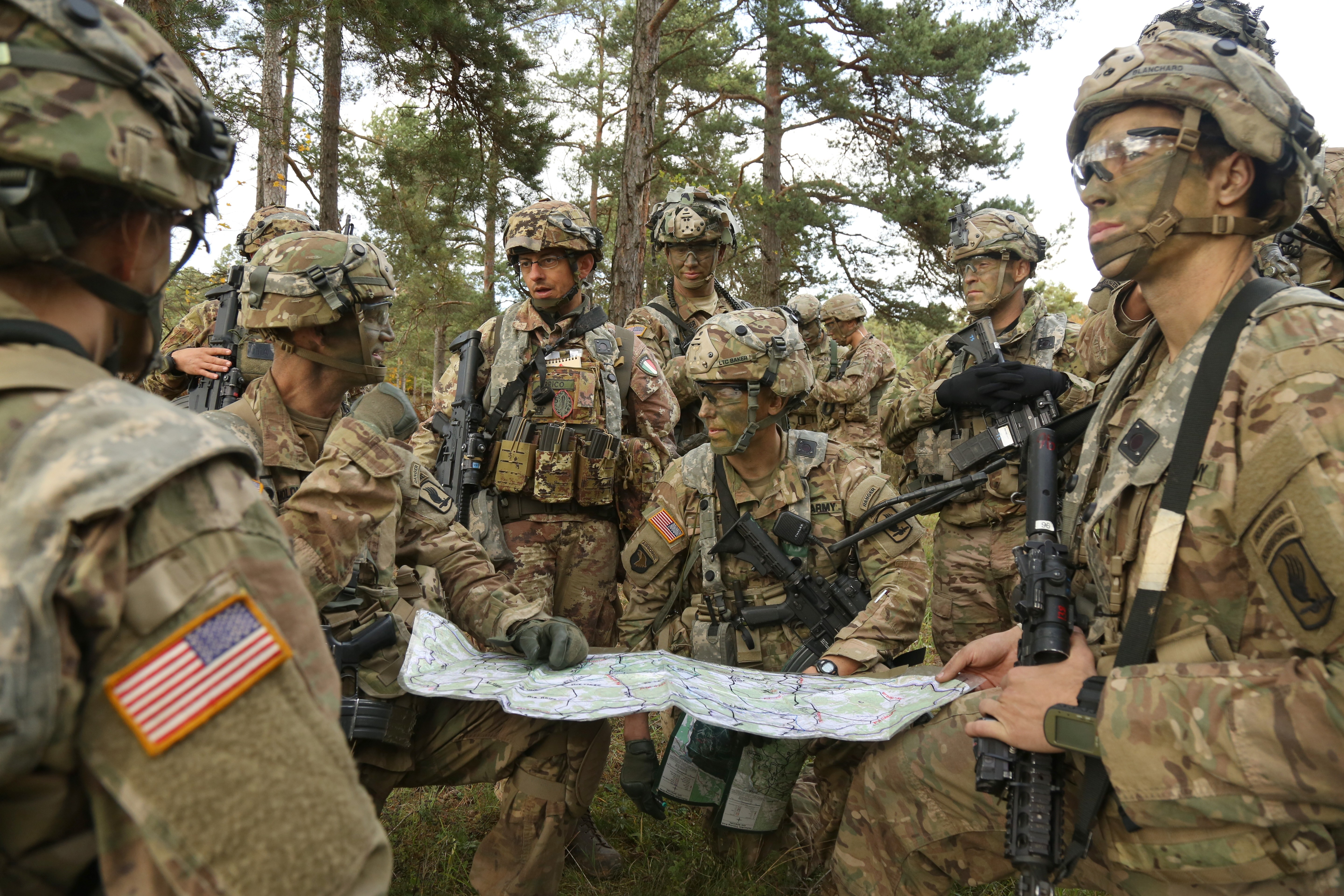 Army gains in readiness are just the beginning, chief of