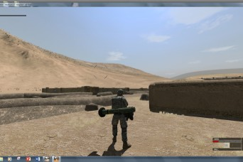 Digital environment teaches Soldiers lessons of modern battlefield