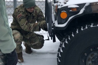 N.Y. Soldiers and Airmen on duty as major snow storm of 2019 approaches