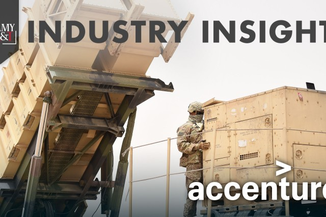 Reimagining the Army's logistics enterprise resource planning systems.