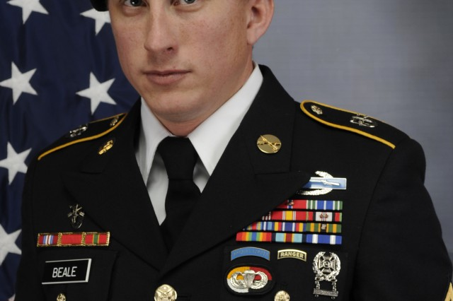 "U.S. Army Special Forces Sgt. 1st Class Joshua ""Zach"" Beale, 32, was killed, January 22, 2019, in Uruzgan Province, Afghanistan, while conducting combat operations. He was assigned to 3rd Special Forces Group (Airborne), Fort Bragg, North Carolina."