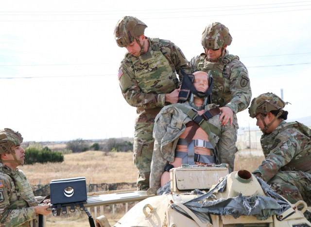 3rd SFAB builds medical readiness