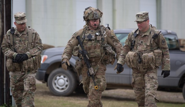 Ready to fight and win: 2nd SFAB puts readiness to the test