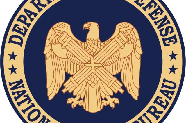 The seal of the National Guard Bureau.