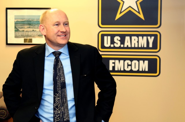 Army financial management command hosts Assistant Secretary of the Army