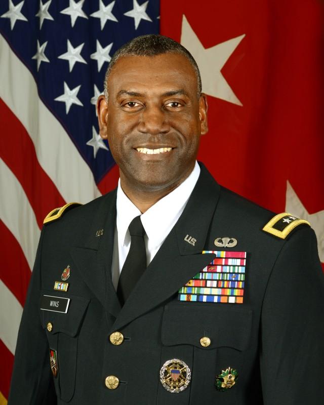 Maj. Gen. Cedric T. Wins, Commander, U.S. Army Combat Capabilities Development Command