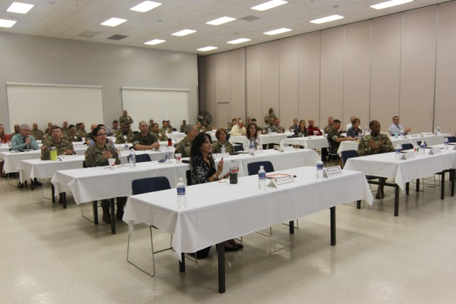 FORT SHAFTER, Hawaii - More than 80 mortuary affairs leaders from across all services in the Pacific region gathered, Jan. 14-17 for the second annual Joint Mortuary Affairs Symposium, hosted by U.S. Indo-Pacific Command and the 8th Theater Sustainment Command, Jan. 14-17.