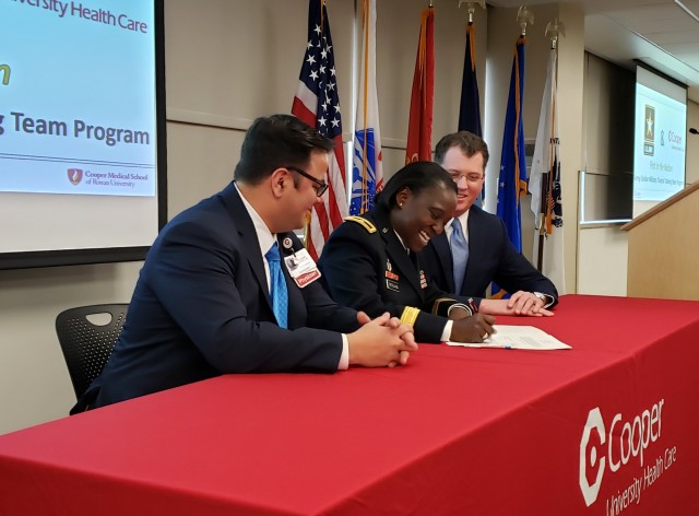 Army partners with civilian trauma centers to support surgical team readiness