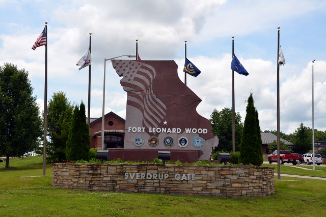Beginning Monday, personnel entering Fort Leonard Wood can expect to see senior leaders at the gate for a couple of months.