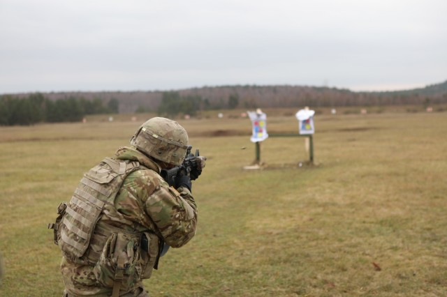 4/2CR will represent USAREUR in 2019's Gainey Cup