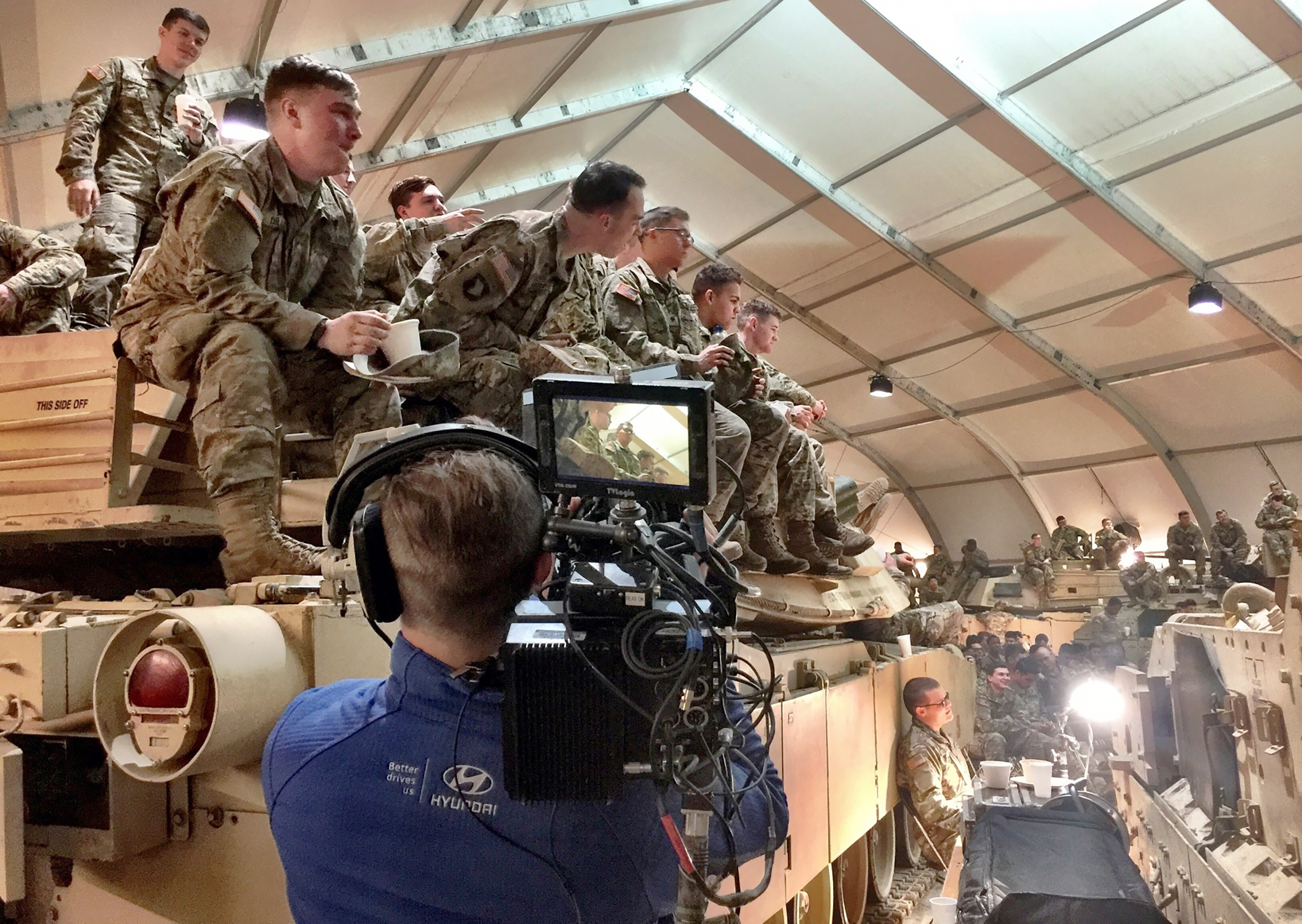 Super Bowl LIII to highlight Soldiers in South Korea  e580c5bd6