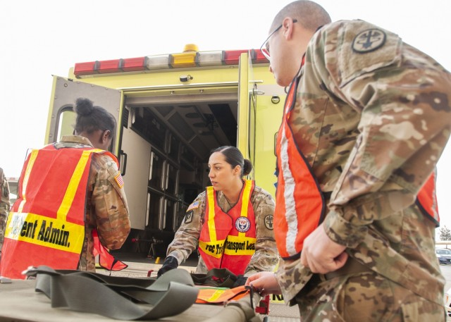 Practice makes perfect, NDMS trains for real-world disasters
