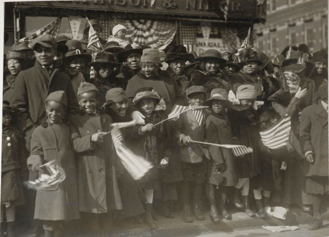 Hell Fighters got heroes' welcome 100 years ago in New York