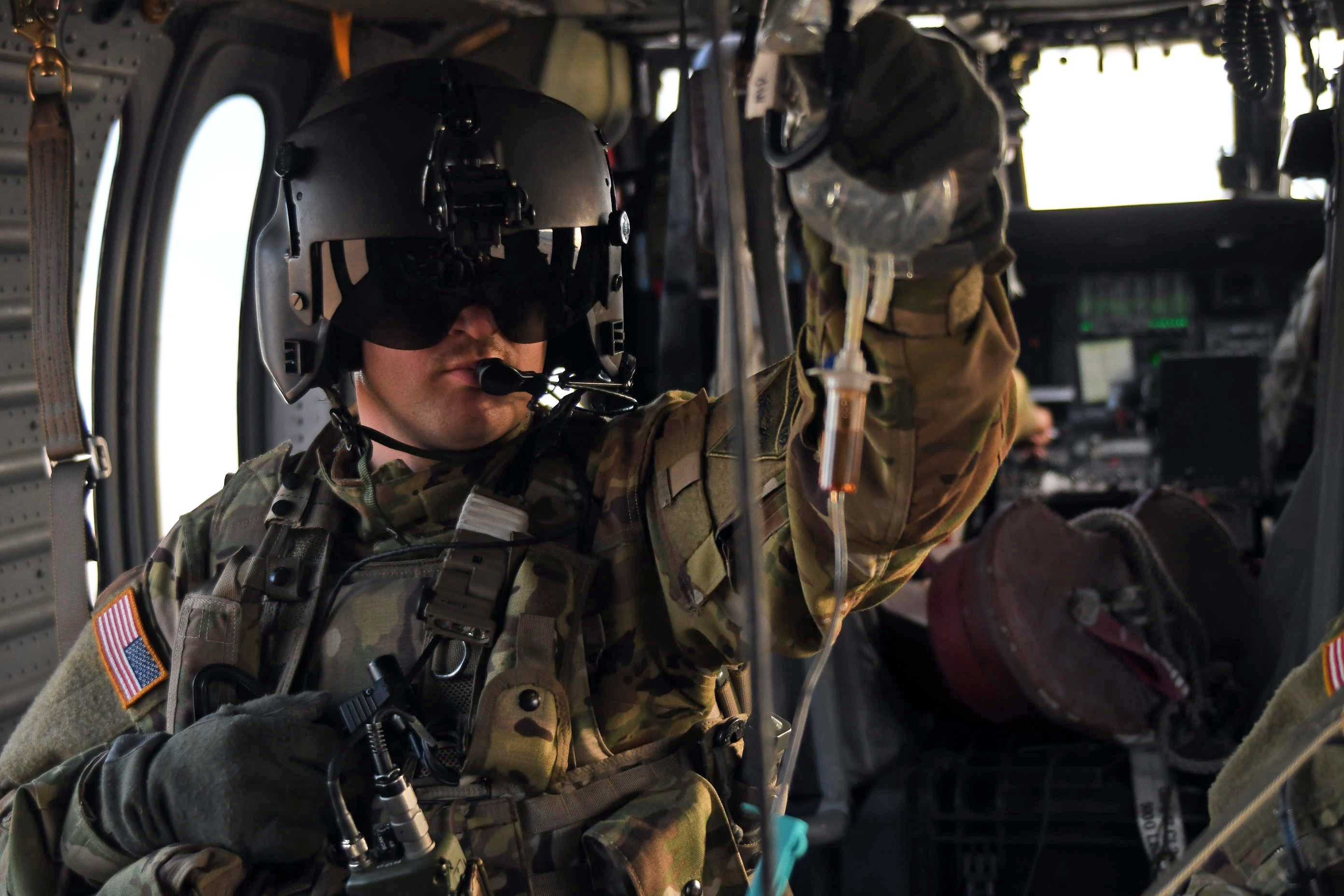 Army aviation regiments test their mettle at Fort Bliss