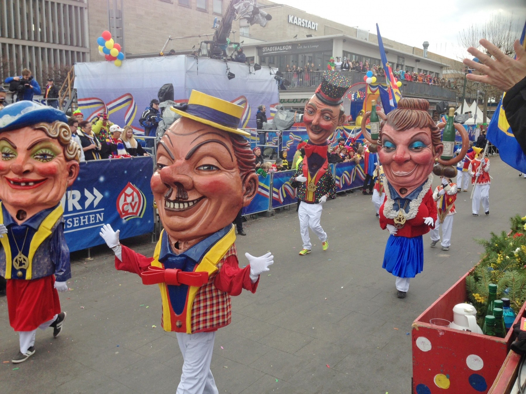 Germans celebrate Fasching with parades, fairs   Article   The United  States Army
