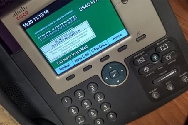 Government telephones in Italy are having their numbers changed.  0444-61-XXXX and 0444-66-XXXX numbers will be replaced with 0444-71-XXXX. Existing 634-XXXX and 637-XXXX phone numbers will change to 646-XXXX. All phones which are not currently VoIP phones, i.e. black Siemens phones with the 634 prefix, will receive a replacement VoIP phone.