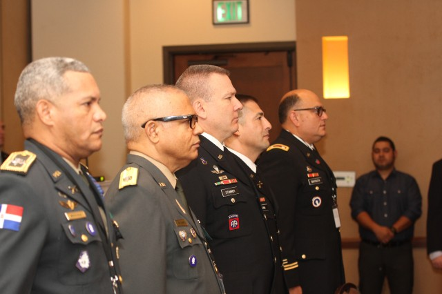 U.S. Army South hosts the Conference of American Armies