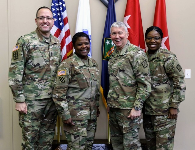 20th CBRNE Command visit a top priority for MSCoE Command Team