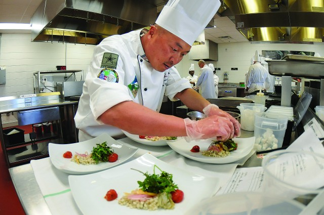Joint Culinary Training Event