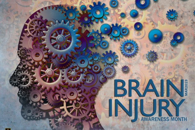 The month of March is dedicated to brain injury awareness and prevention, and the Landstuhl Regional Medical Center Traumatic Brain Injury Clinic is spreading awareness to help the local military community to know more about brain injuries, how to obtain educational material, and where to seek care.