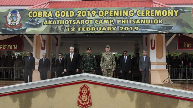 Cobra Gold 19: Opening Ceremony