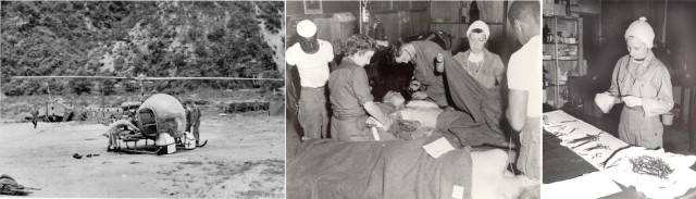 The MASH during the Korean War