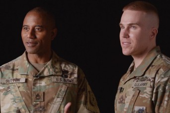 Rapping recruiters 'giving all' to share their Army story